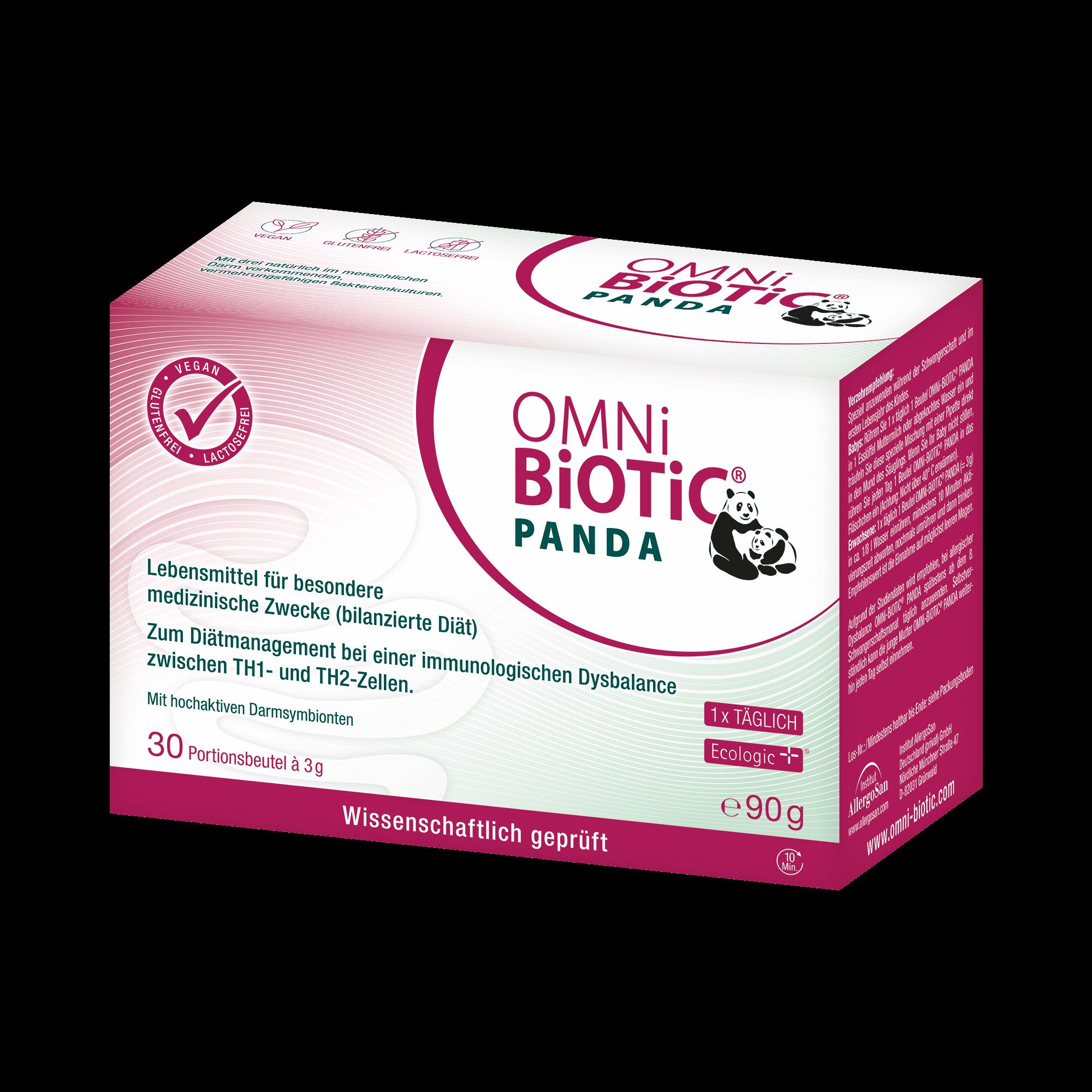 Packshot OMNi-BiOTiC® PANDA